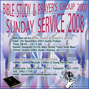 Lamma Church Bible Study